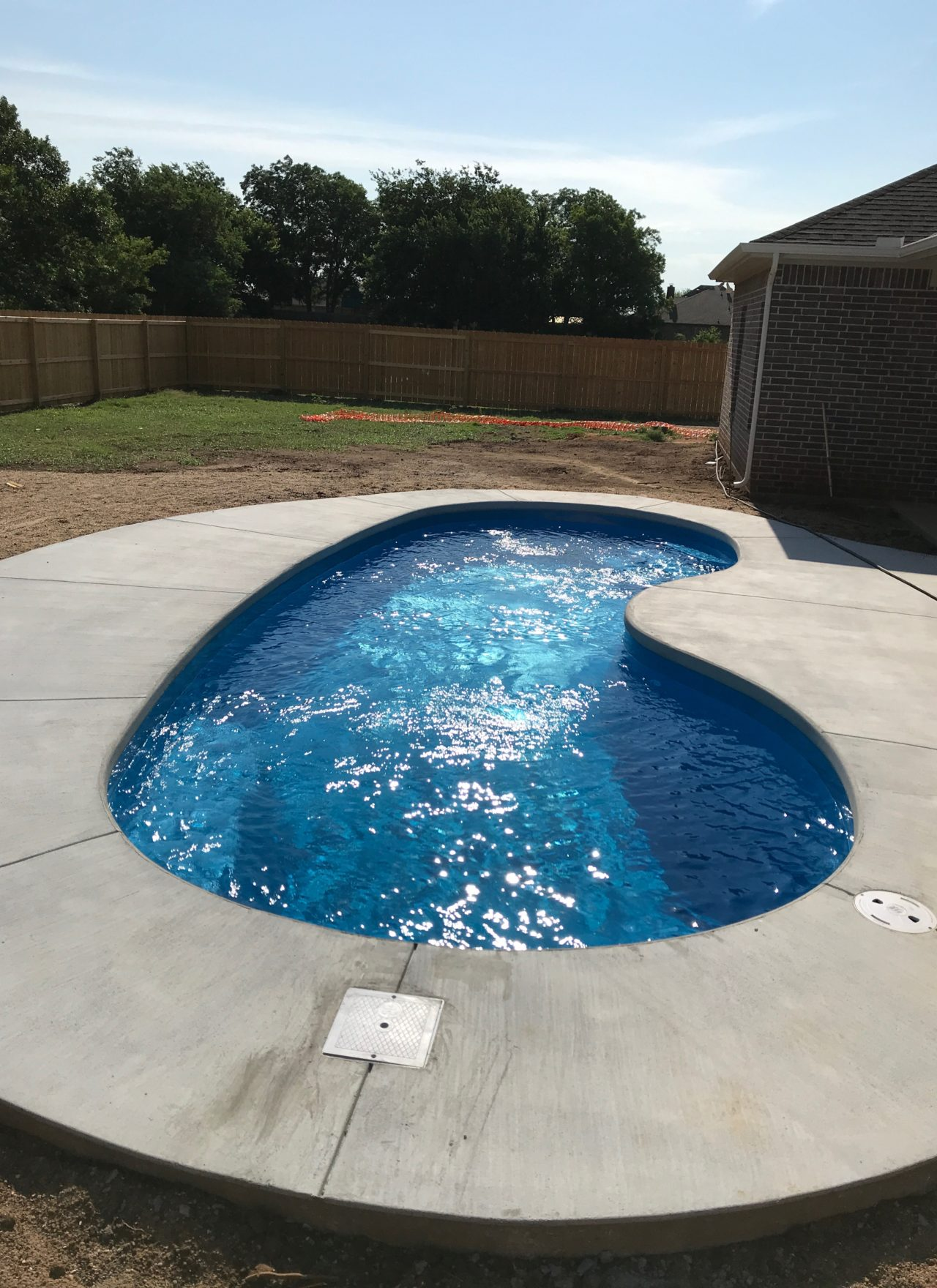 Installation: The Seaside, Tioga TX (Phase #2)