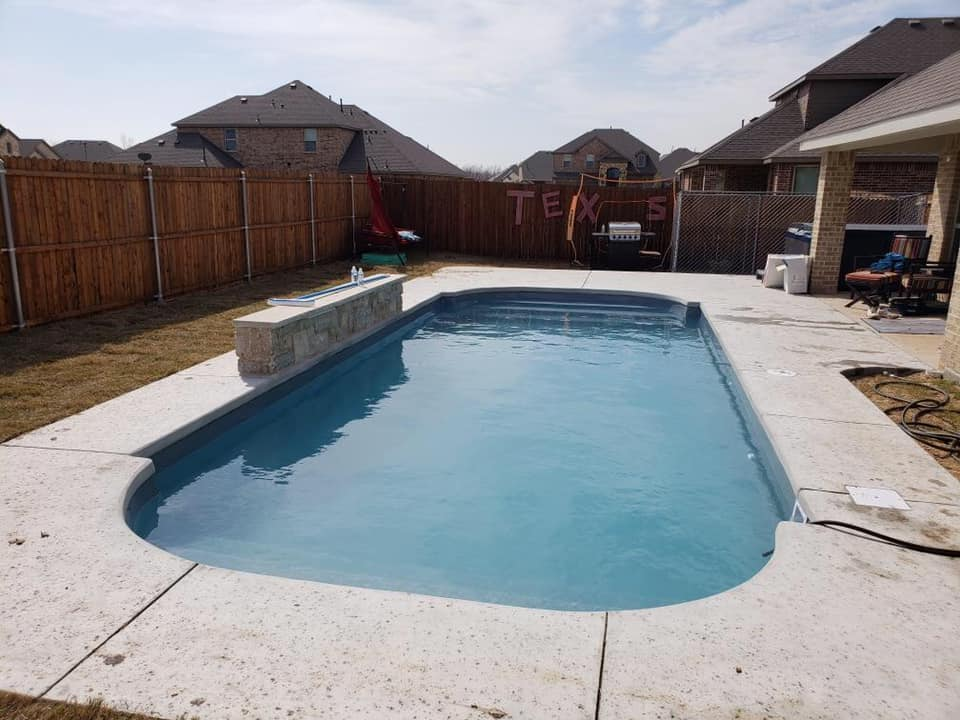 INSTALLATION: THE DOLPHIN, FORNEY TX (PHASE #1 & 2)
