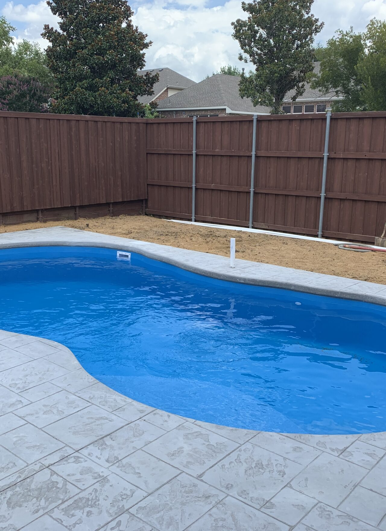 Installation: The Lelani, Lewisville TX (Phase #2)